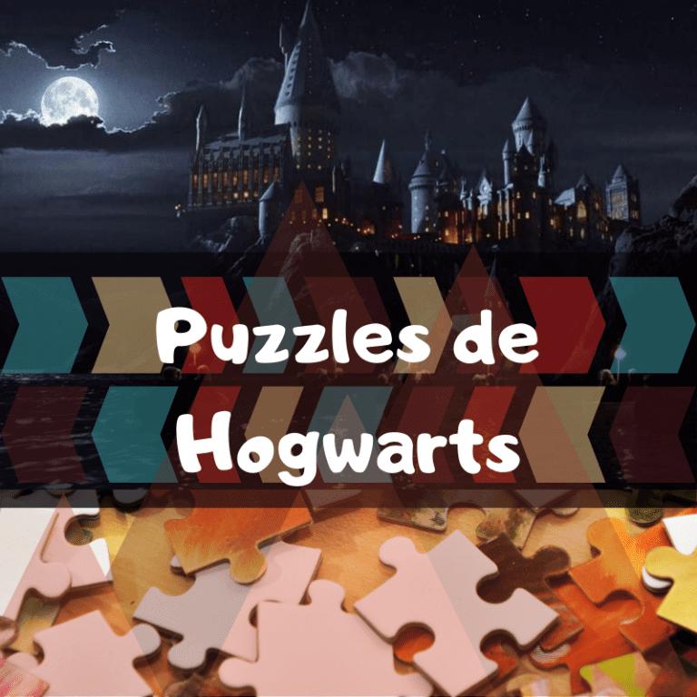 Los mejores puzzles del castillo de Hogwarts