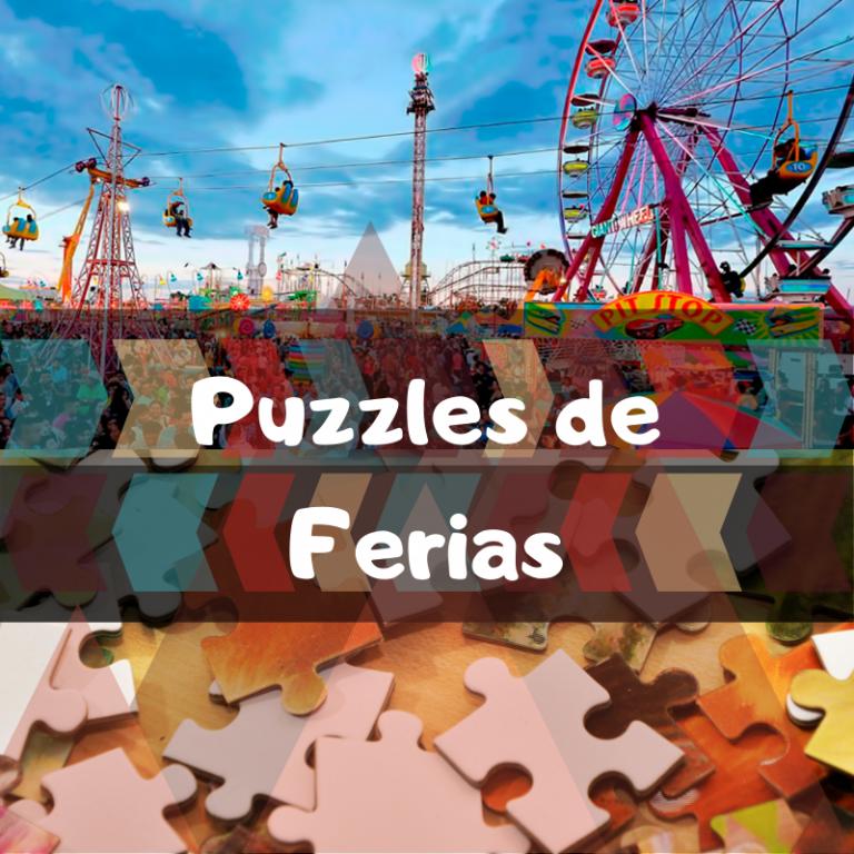 Los mejores puzzles de Ferias