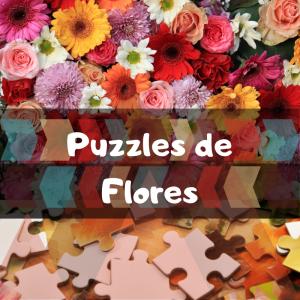 Los mejores puzzles de flores - Puzzles de flores - Puzzle de flores