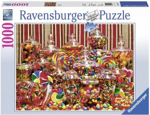 Los mejores puzzles de gominolas y caramelos - Puzzle de Caramelos de 1000 piezas de Ravensburger