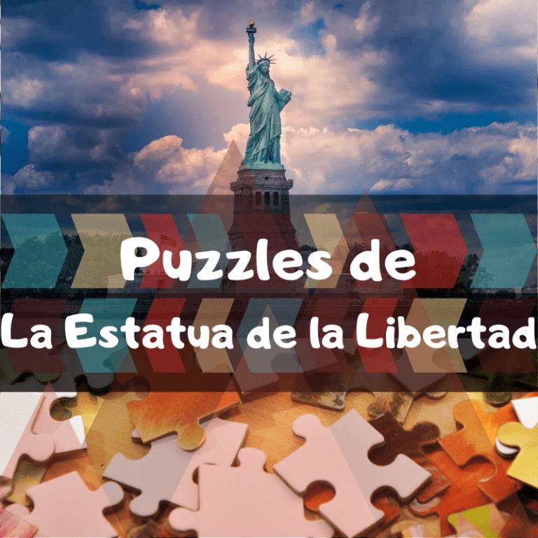 Los mejores puzzles de la Estatua de la Libertad