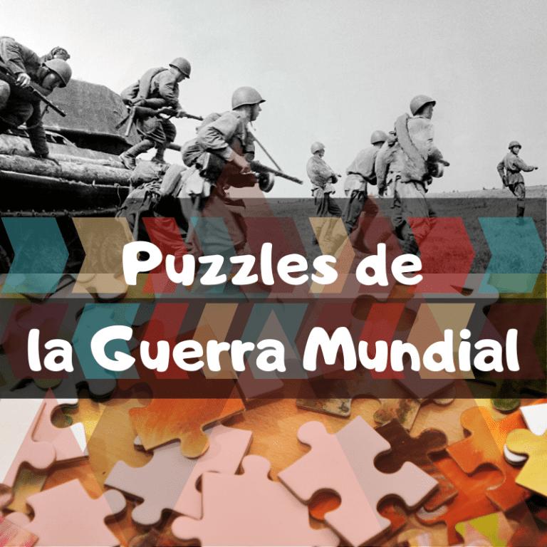 Lee más sobre el artículo Los mejores puzzles de la Guerra Mundial