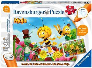 Los mejores puzzles de la abeja Maya - Puzzle de la abeja Maya de 2x24 piezas de Ravensburger 2