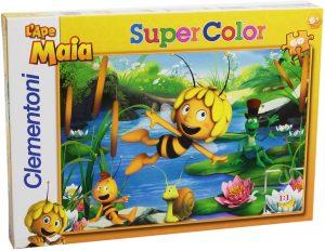 Los mejores puzzles de la abeja Maya - Puzzle de la abeja Maya de 60 piezas de Clementoni