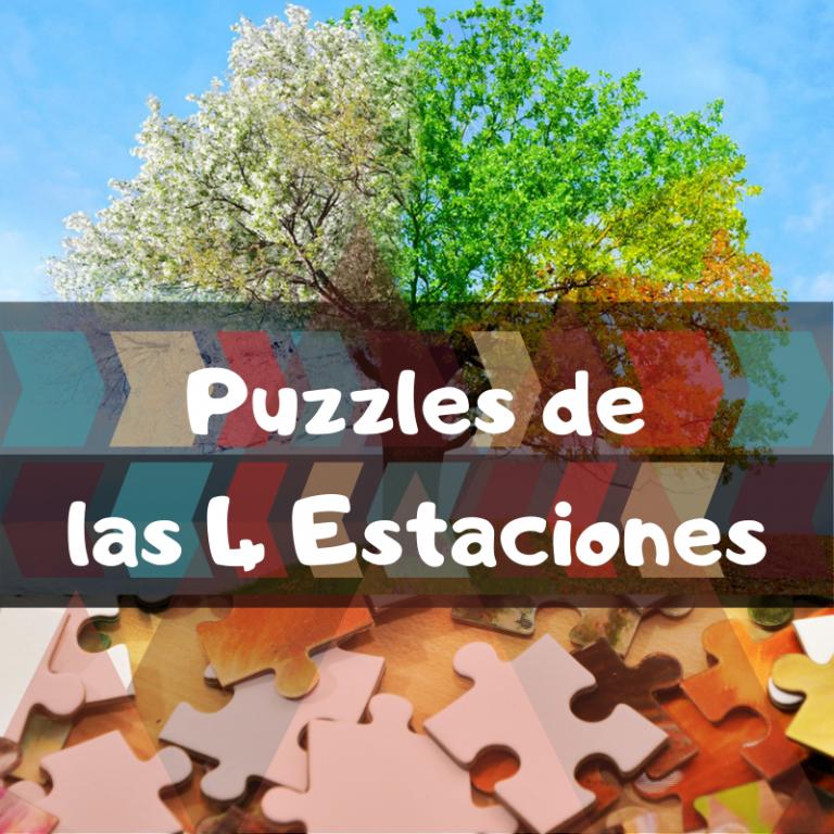 Los mejores puzzles de las 4 estaciones del año