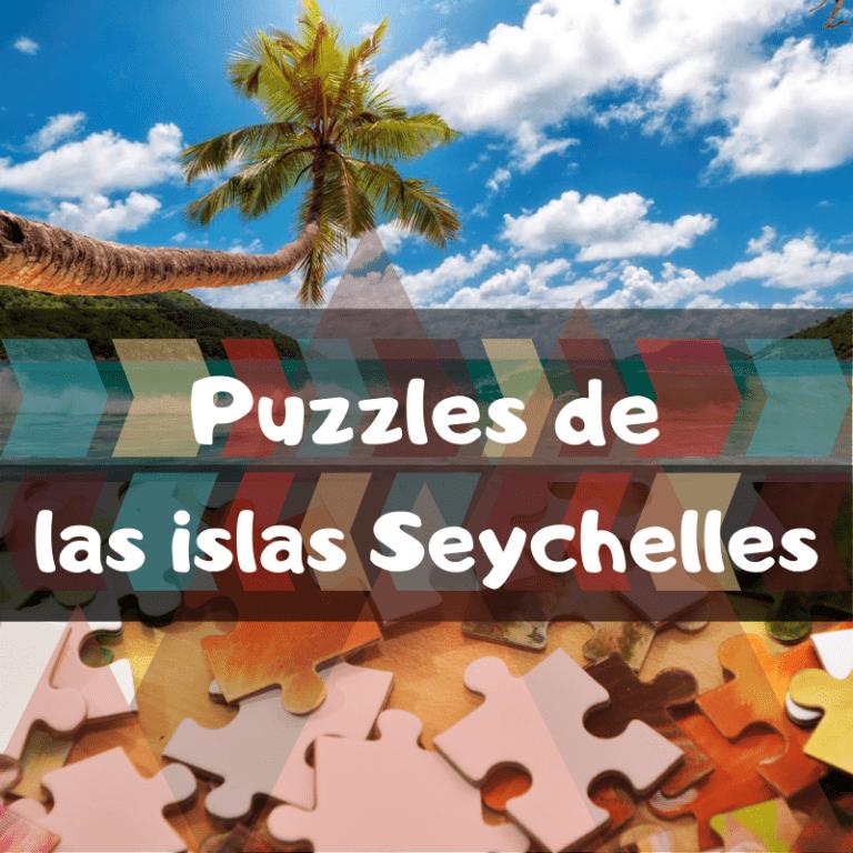 Los mejores puzzles de las islas Seychelles