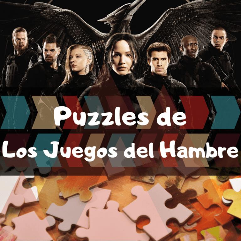 Lee más sobre el artículo Los mejores puzzles de los Juegos del Hambre