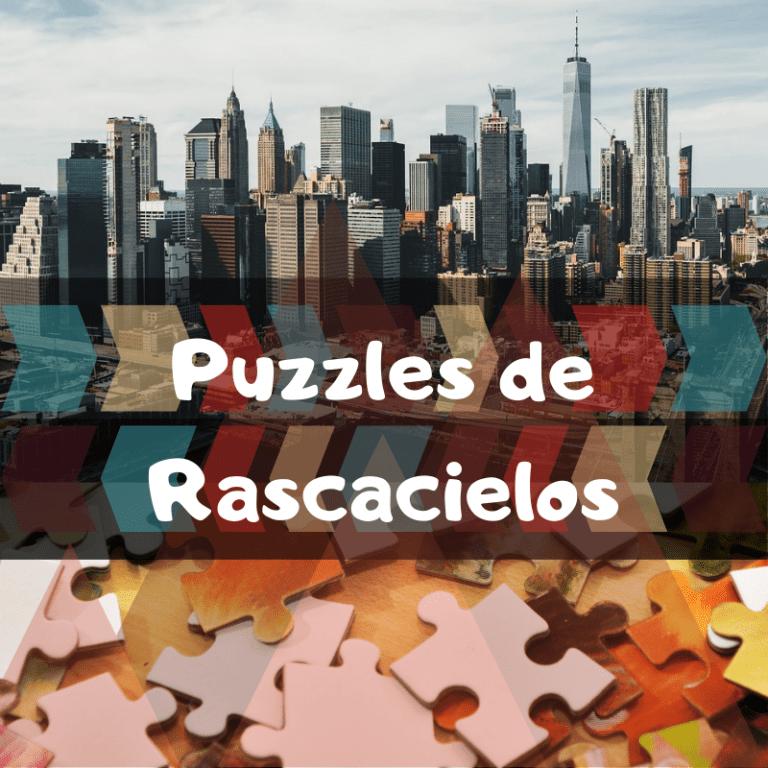 Los mejores puzzles de Rascacielos