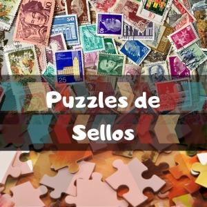 Los mejores puzzles de sellos - Puzzles de sellos - Puzzle de sellos - Stamps