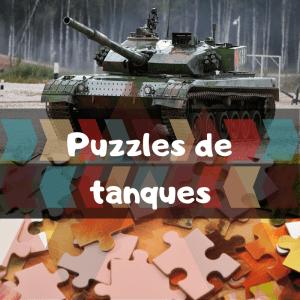 Los mejores puzzles de tanques - Puzzles de tanques - Puzzle de Tanque