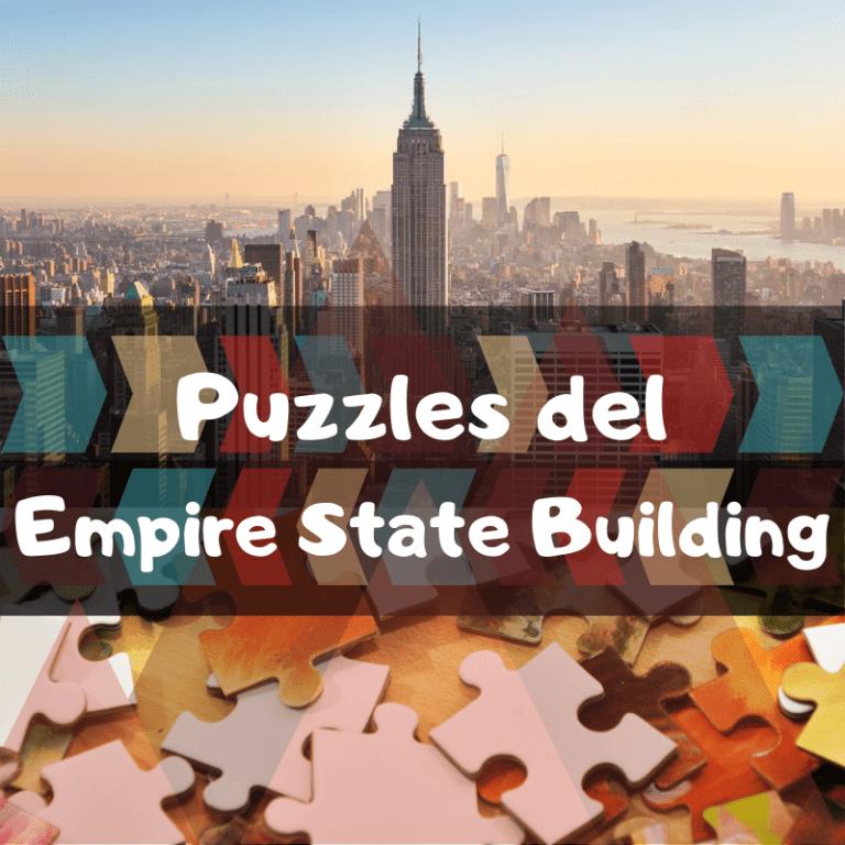 Los mejores puzzles del Empire State Building