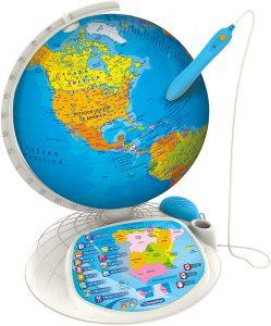 Los mejores puzzles del Globo Terráqueo en 3D - Puzzles de la bola de mundo en 3D - Puzzle del Globo Terráqueo interactivo de Clementoni