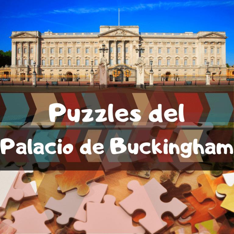 Los mejores puzzles del Palacio de Buckingham