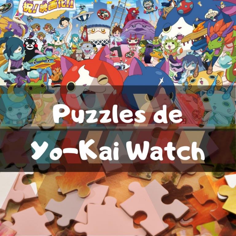 Los mejores puzzles de Yo-Kai Watch