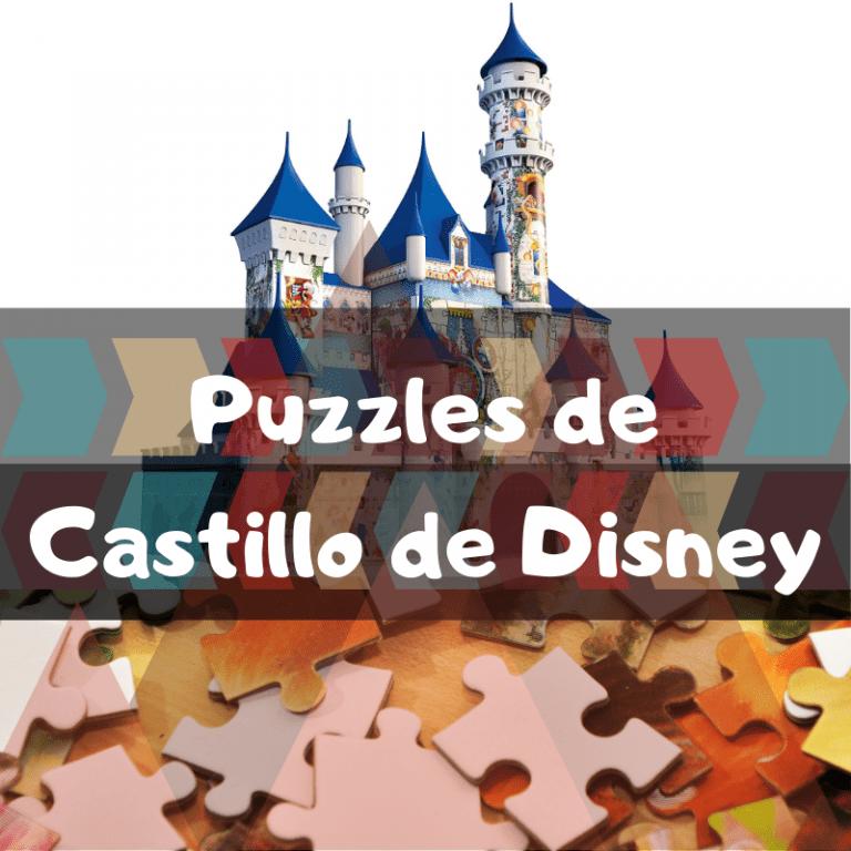 Los mejores puzzles del castillo de Disney