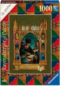 Puzzle de Harry Potter y el Misterio del Principe de 1000 piezas de Ravensburger - Los mejores puzzles de Harry Potter