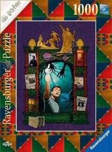 Puzzle de Harry Potter y la Órden del Fénix de 1000 piezas de Ravensburger - Los mejores puzzles de Harry Potter