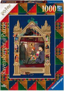 Puzzle de Harry Potter y la Piedra Filosofal de 1000 piezas de Ravensburger - Los mejores puzzles de Harry Potter
