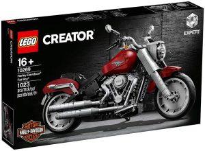 Puzzle de LEGO de Harley Davidson
