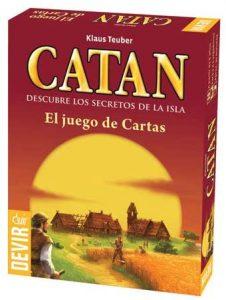 Catan El Juego de cartas - Juegos de mesa de Catan - Los mejores juegos de mesa de estrategia de Catan