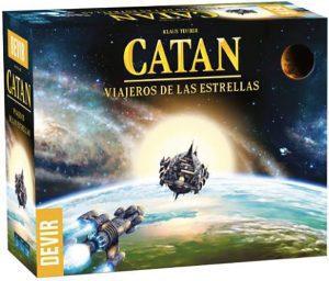 Catan Spin Off Viajeros de Las Estrellas - Juegos de mesa de Catan - Los mejores juegos de mesa de estrategia de Catan