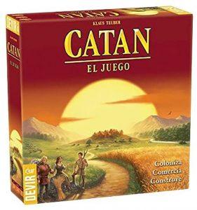 Catan clasico - Juegos de mesa de Catan - Los mejores juegos de mesa de estrategia de Catan