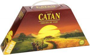 Catan de Edición viaje - Juegos de mesa de Catan - Los mejores juegos de mesa de estrategia de Catan