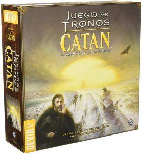 Catan de Juego de Tronos - Juegos de mesa de Catan - Los mejores juegos de mesa de estrategia de Catan