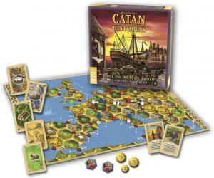 Catan de Los colonos de Europa - Juegos de mesa de Catan - Los mejores juegos de mesa de estrategia de Catan