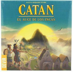 Catan de los Incas - Juegos de mesa de Catan - Los mejores juegos de mesa de estrategia de Catan