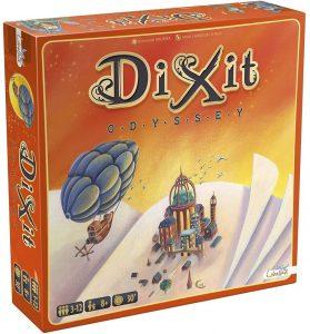 Dixit Odyssey - Juego de cartas - Juegos de mesa de Dixit - Los mejores juegos de mesa de cartas de Dixit