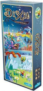 Expansión Dixit 10 Anniversary - Juego de cartas - Juegos de mesa de expansión de Dixit - Los mejores juegos de mesa de cartas de Dixit
