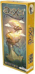 Expansión Dixit Daydreams 5 - Juego de cartas - Juegos de mesa de expansión de Dixit - Los mejores juegos de mesa de cartas de Dixit