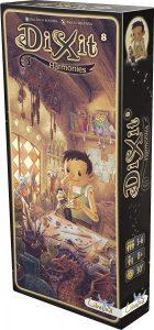 Expansión Dixit Harmonies 8 - Juego de cartas - Juegos de mesa de expansión de Dixit - Los mejores juegos de mesa de cartas de Dixit