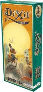 Expansión Dixit Origins 4 - Juego de cartas - Juegos de mesa de expansión de Dixit - Los mejores juegos de mesa de cartas de Dixit