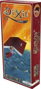 Expansión Dixit Quest 2 - Juego de cartas - Juegos de mesa de expansión de Dixit - Los mejores juegos de mesa de cartas de Dixit