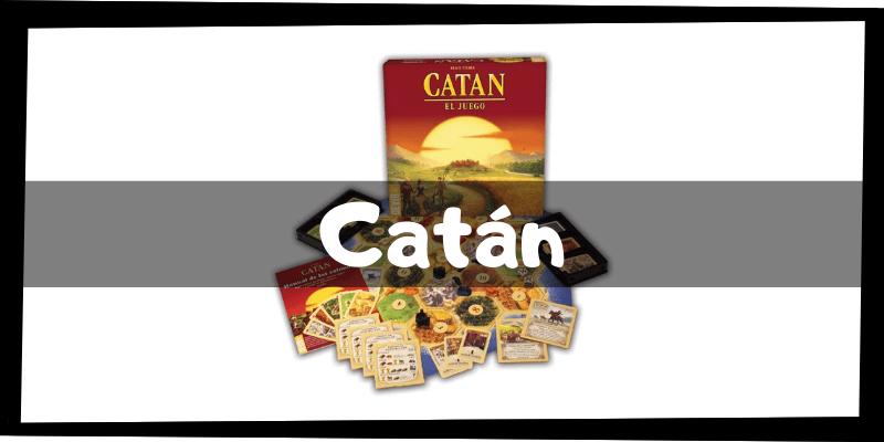 Juegos de mesa de Catan - Juegos de mesa imprescindibles - Los mejores juegos de mesa del mercado