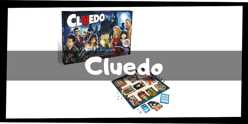 Juegos de mesa de Cluedo - Juegos de mesa imprescindibles - Los mejores juegos de mesa del mercado
