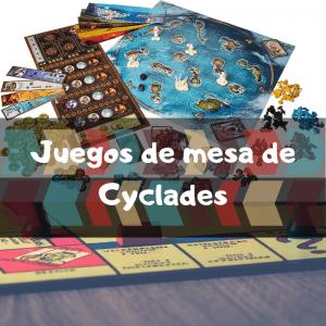 Juegos de mesa de Cyclades - Los mejores juegos de mesa del Cyclades
