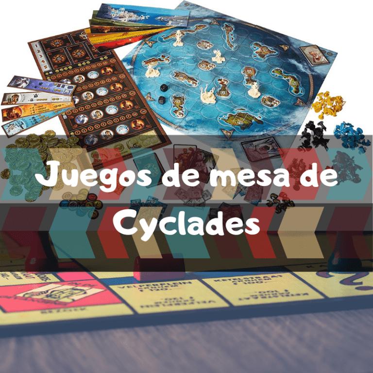 Comprar Cyclades