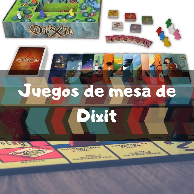 Los mejores juegos de mesa de Dixit