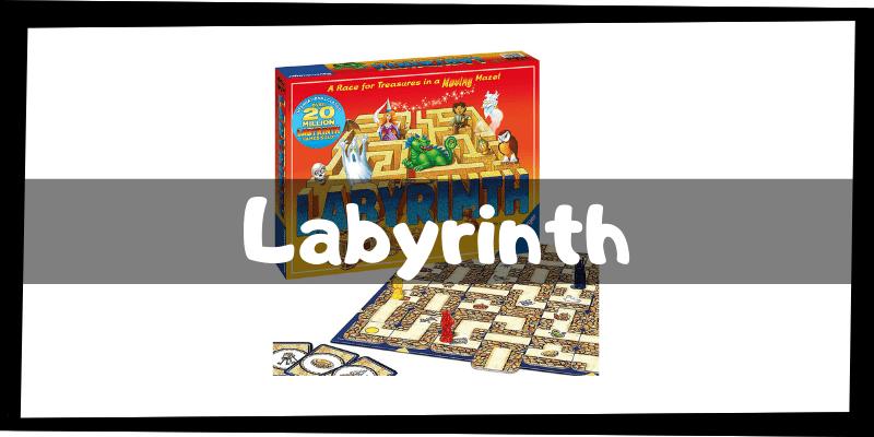 Juegos de mesa de Labyrinth - Juegos de mesa imprescindibles - Los mejores juegos de mesa del mercado