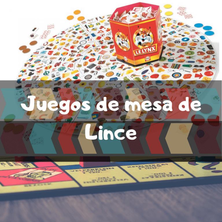 Los mejores juegos de mesa de Lince