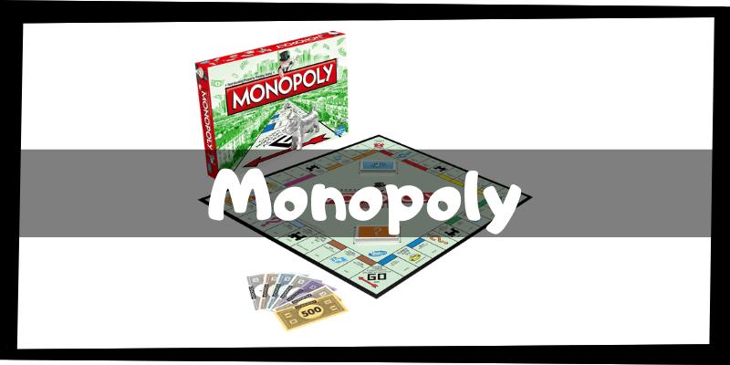 Juegos de mesa de Monopoly - Juegos de mesa imprescindibles - Los mejores juegos de mesa del mercado