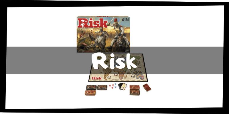 Juegos de mesa de Risk - Juegos de mesa imprescindibles - Los mejores juegos de mesa del mercado