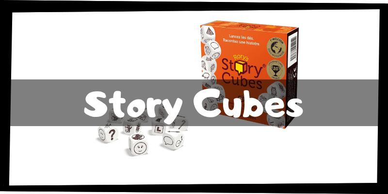 Juegos de mesa de Story Cubes - Juegos de mesa imprescindibles - Los mejores juegos de mesa del mercado