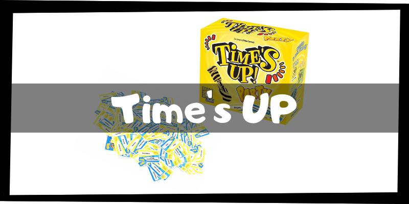 Juegos de mesa de Time's UP - Juegos de mesa imprescindibles - Los mejores juegos de mesa del mercado