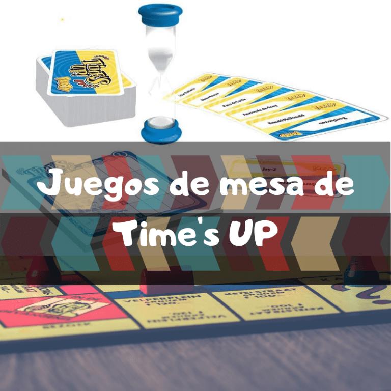 Los mejores juegos de mesa de Time's UP