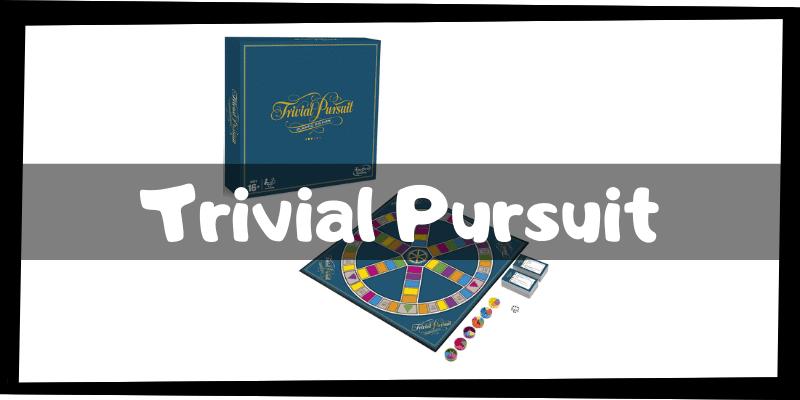 Juegos de mesa de Trivial Pursuit - Juegos de mesa imprescindibles - Los mejores juegos de mesa del mercado