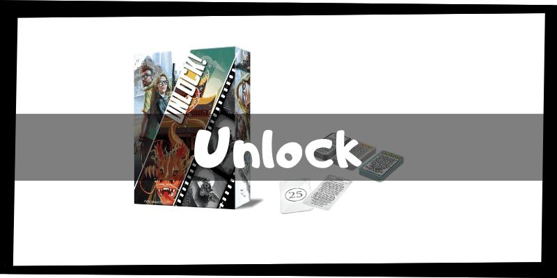 Juegos de mesa de Unlock - Juegos de mesa imprescindibles - Los mejores juegos de mesa del mercado
